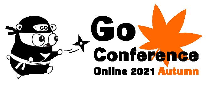 logo Go Conference 2021 Autumn